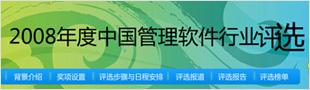 2008年度中国商用软件评